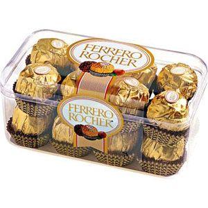 Ferrero rocher cena